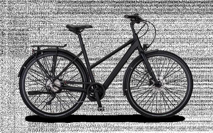 E-Bike - Pedelec Rabeneick TC-E 2472