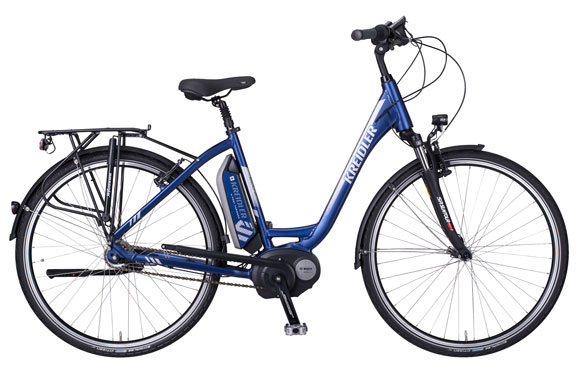 E-Bike - Pedelec Vitality Eco2 Nexus 7g RT Wa DSC 7203