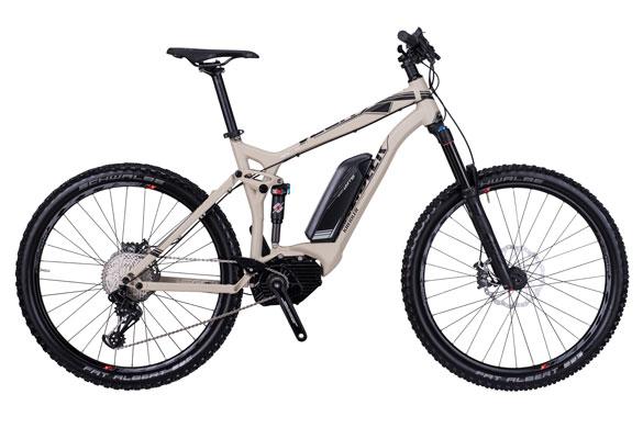 E-Bike - Pedelec Las Vegas 2.0 Sram EX 8g DSC 7227