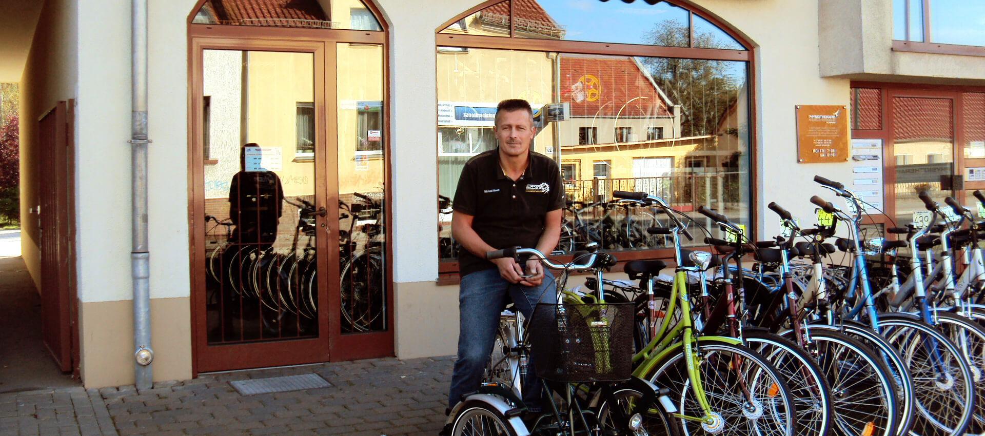 Ihr Fahrradhaus in Falkensee